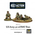 New: US Army 50 Cal HMG team