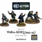 New: Waffen SS HQ 1943 – 45