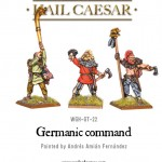 New: The Forces of Germania