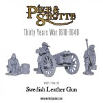 New: Swedish Leather gun