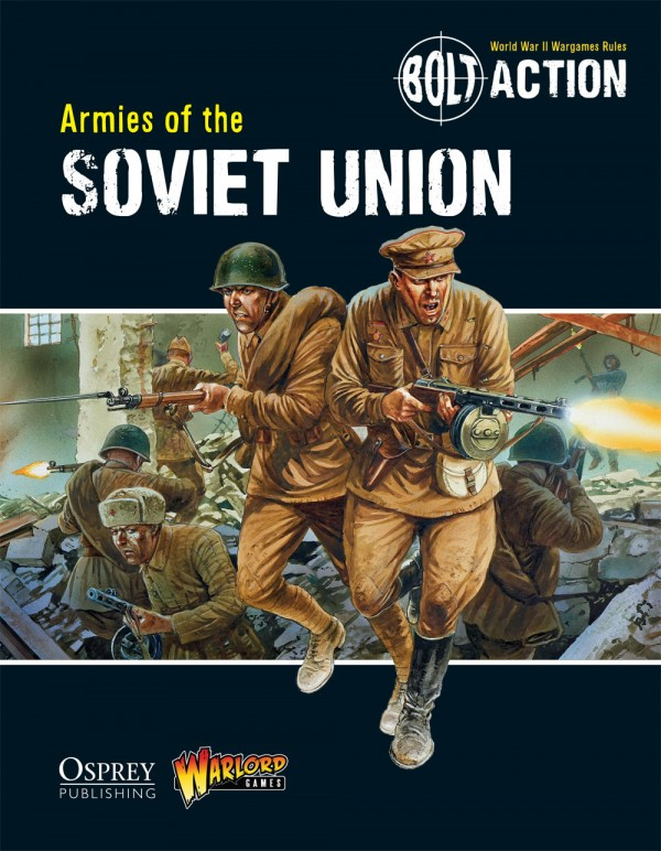 New: Armies of the Soviet Union