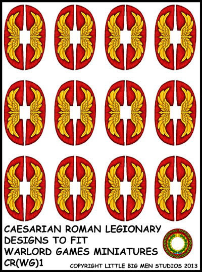 Caesarian Shield Transfers Design 1