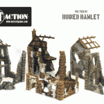 New: Ruined Hamlet plastic boxed set &amp; Farmhouse deal