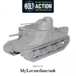 New: M3 Lee & Grant medium tanks
