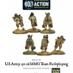 New: US Army 30 Cal MMG team