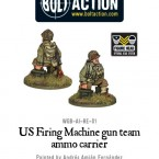 New: US 30 cal & 50 cal crew reinforcements!