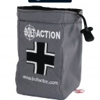 New: Bolt Action Dice Bags & Dice