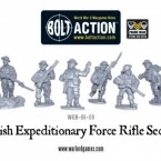 New: BEF rifle section & support weapons