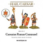 New: Caesarian Roman Command & Scorpion!