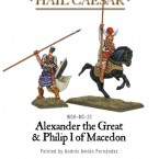 New: Alexander the Great & Philip II of Macedon