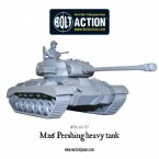 New: US M26 Pershing heavy tank!