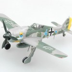 Spotlight: Pre-painted ground attack aircraft