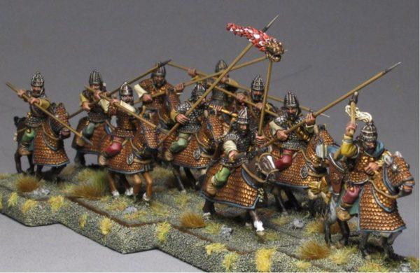 Dacian Sarmation cavalry