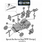 SAS Jeep (NW Europe) – Construction Diagram
