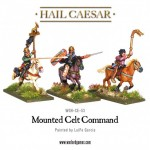 New: Mounted Celt Command