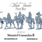 New: Comanche Warriors