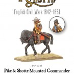 New: Pike & Shotte mounted commander
