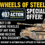 New: Bolt Action vehicle deal!