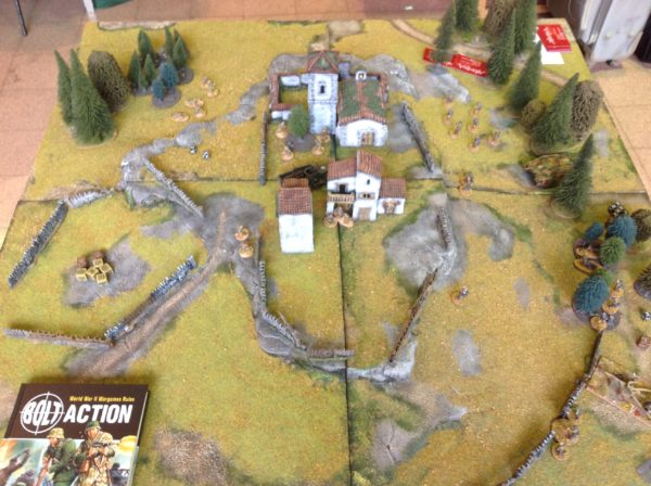 Bolt Action Tournaments Warlord Games