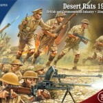 New: Plastic British 8th Army – Desert Rats