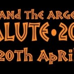 Salute 2013 – Next weekend!