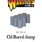 New: Bolt Action Oil Barrels