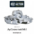 New: British A9 Cruiser tank Mk I