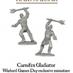 Warlord Games Day special edition miniature