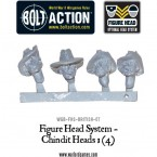 New: Chindit Figure Heads
