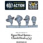 WGB-FHS-British-10-Chindit-Heads-x4-4