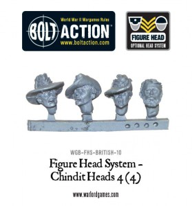 WGB-FHS-British-10-Chindit-Heads-x4-4