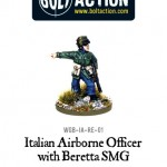 New: Bolt Action Italian Airborne reinforcements