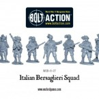 New: Bolt Action Italian Bersaglieri