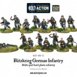 Updated! Blitzkrieg German plastics pre-order