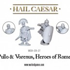 New: Pullo and Vorenus, Heroes of Rome