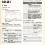 Bolt Action: Rules summary sheet in Italian!