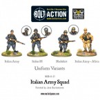 New: Bolt Action Italian paint sets