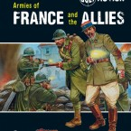 New: Armies of France and the Allies