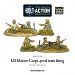 New: US Marine .30 cal teams