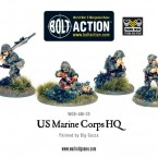New: US Marine Corps HQ & Squad