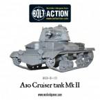 New: British A10 Cruiser Tank MKII