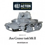 New: British A10 Cruiser Tank MKII