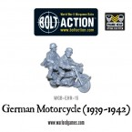 New: German Motorcycle (1939-1942)