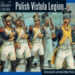 New: Polish Vistula Legion figure heads
