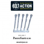 New: German panzerfausts, STG44s & Gas Mask Figure Heads