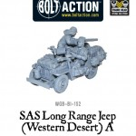 New: SAS long range Jeeps (Western Desert)