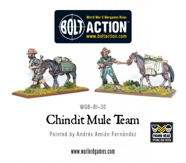 WGB-BI-30-Chindit-Mule-Team