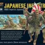 New: Bolt Action Imperial Japanese infantry plastic boxed set