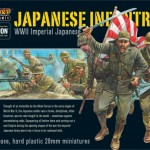 Coming soon: Japanese Infantry plastic box set!