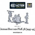 New: German Heer 2cm FlaK 38 (1943-45)